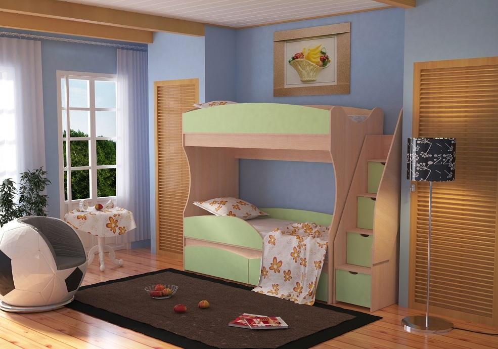 Двухъярусная кровать Омега-15 уже в продаже!